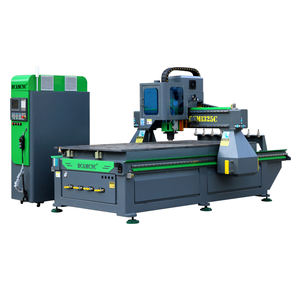 liner tool change cnc wood router engraving designing machine with servo motors for cutting wood MDF