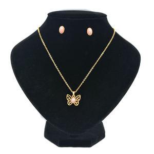 wholesale 14k gold jewellery elegant bridal gold jewelry set