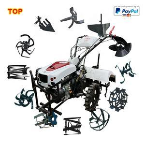 Agricultural Gasoline Rotary tiller mini tiller cultivator motohacken Grubber Motorhacke Motobi moto