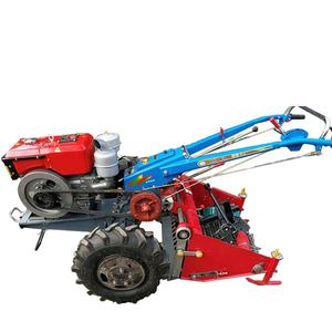 Single Row Potato Diggers Walking Tractor for Rotary Cultivators 200-300mm 12 -15HP Customerized any