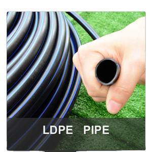 LDPE HDPE PE Tube Irrigation Pipes Agricultura main pipe