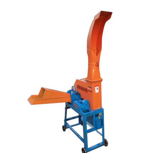 Miwell Feed Processing Machines Chaff Cutter Small Farm Hay Forage Chopper for Livestock