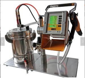 Gema Optiflex 2B Box feeding Electrostatic powder coating machine