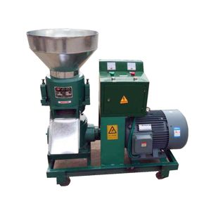 forestry machinery pelletmachine wood pellet mill