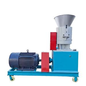 22kw feed pellet machine feed Processing machines chicken feed milling plant 500-800KG