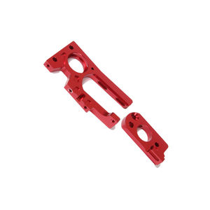 Cnc Machining Metal Front And Rear Bumper Mount Casting Foundry For Automotive Applications Of Alumi