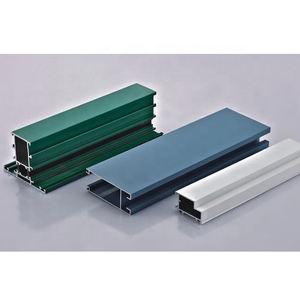 Hot sale factory direct supply Customized aluminum profile processing center black profile aluminum