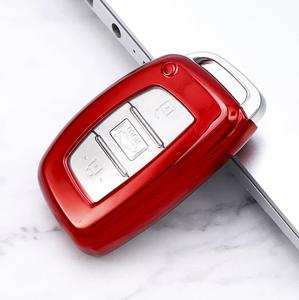 Car Key Protection Wallet For Hyundai Solaris Creta I10 I30 I40 Santa Fe Tucson Elantra Verna Flip K