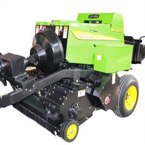 Factory direct supply hot sale large square mini hay balers tractor