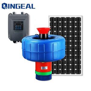 solar dc aquaculture machine aerators for fish pond aerator manufacturer