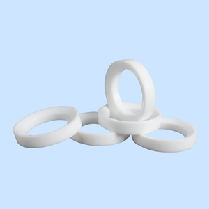 Factory processing customized pom upe epoxy resin ptfe part nylon plastic products