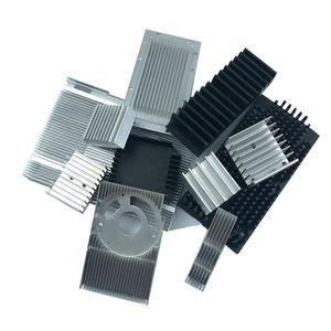 Processing customized induction cooker aluminum profile electronic heatsink electromagnetic frequenc