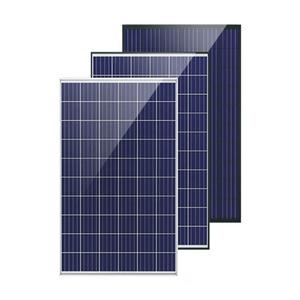 High Transmission Conversation Efficiencyis 18%-21% Mobile Industrial System PV Solar Panels