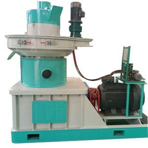 Biomass pelletizer/wood pellets press machine/agricultural pellet machine for Romania