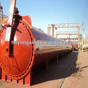 Diameter2*21 Coal-fired Autoclave Reactor