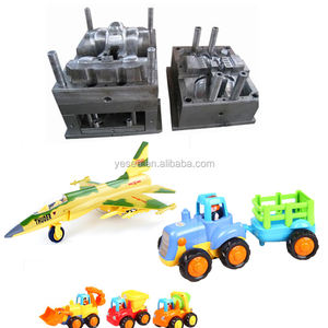 China High Quality Custom Children Cheap Plastic Rubber Injection Toy Car wheel Moulds