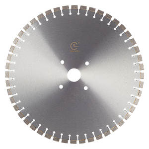 Power tools accessory 350mm-800mm Grinder diamond blade spare parts for granite