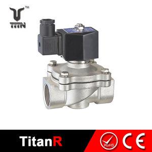 water treatment 24v dc stainless steel solenoid valve 220v ac