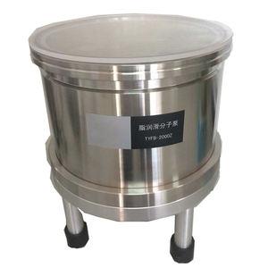 EVP 1600 L/s compound turbo molecular pump for glass plating