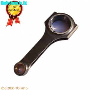 boost tap steel H - beam connecting rod for BMW MINI R56 Carbon spoiler wheel cover bump tuned car