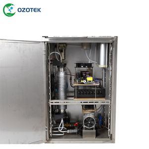 Ozone generator C-60 60Grams/H inbuilt PSA oxygen concentrator 100-140mg/L for water treatment