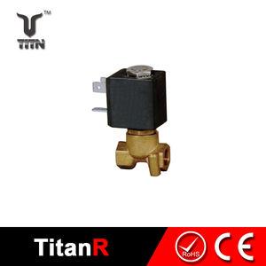 Water treatment coffee maker micro water solenoid valve Espresso machine parts solenoid valve