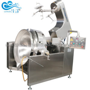 China professional industrial gas cooking mixer machine jacketed kettle universal for cooking spices