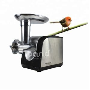 stainless steel electricity home use small bird food making machine thrush feed pellet mill machine