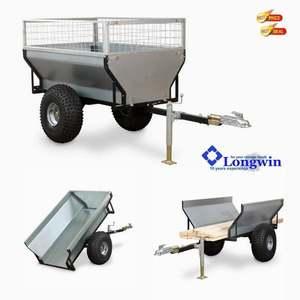 farm enganche de remolque atv trailer dolly trolleys
