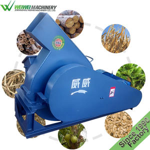 Weiwei 15HP good price wood chipper tractor drive 18.5HP forestry machinery 11KW