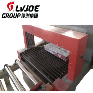 pvc film and aluminum foil double side laminating machine for gypsum ceiling board