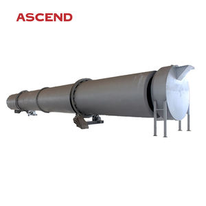 Factory low price electricity heat source rotary dryer and drum drying equipment for chicken manure,