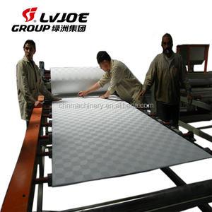 small machine big profit PVC aluminium foil laminating machine / production line