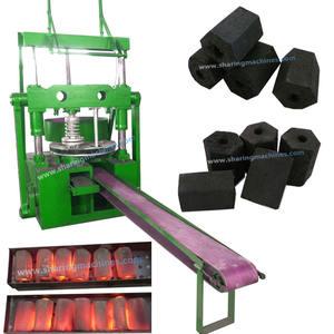 1000-2000kg/h waste paper charcoal making machine