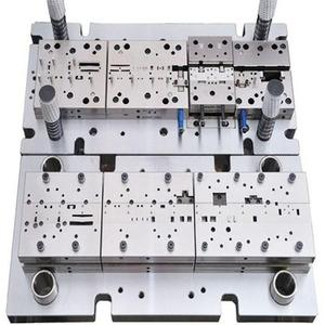 punching mould making deep Drawing die copper steel iron blank tooling