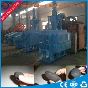 Activated Carbon Making Machine Metal Scrap Ball Press Machine