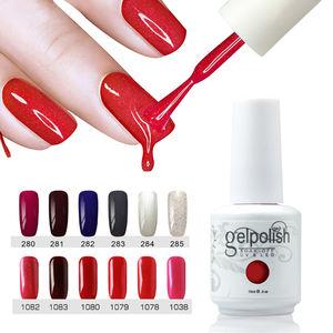 Makeup suppliers china high quality soak off uv gel polish stable gel nail japan