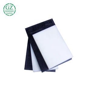 Engineering plastic custom size POM sheets delrin block