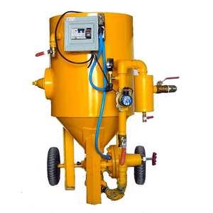 Trolley wheel sandblasting machine environmental sandblasting machine sandblasting equipment