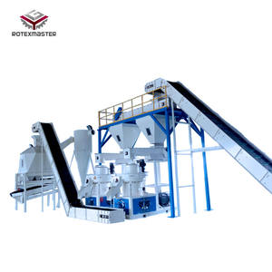 China Offer Complete Wood Pellet Production Line /Wood Briquette Production Line/Wood Pellets Line f
