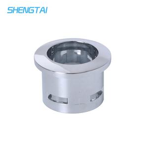 Abs Chrome Plating Products Custom Plastic Injection White OEM Service Moulding Shengtai CN;JIA Elec