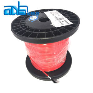 Heating Electric Wire 200 C Coated Carbon Fiber Internal Wiring of Appliances or Electronic Equipmen