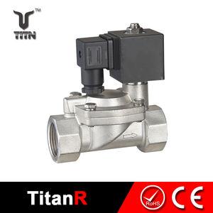Water treatment diaphragm water solenoid valve 24v dc