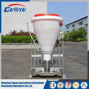 Animal/Poultry Husbandry Equipment Plastic Pig Feeder Wet and Dry Feeder Trough
