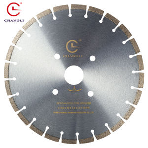 14 inch Laser Welded Turbo Segmented Diamond Saw Blades For Dry Wet General Purpose Cutting For Conc