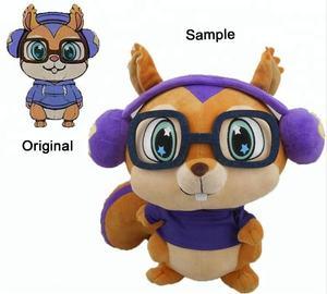 Stuffed & Plush Dogs Toys Animals Wholesalers Stuffed Unicorn Pet Octopus Soft Baby Anime Plush Doll