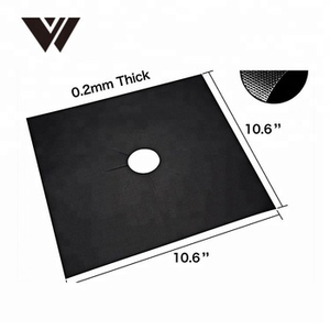 Weldon High Quality Cooking Protectors Gas Stove Burner Covers