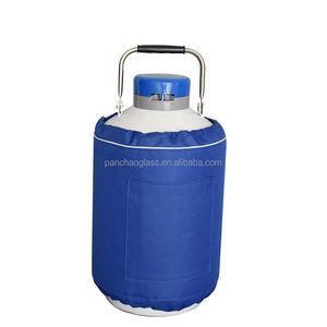10l Liquid Nitrogen Tank / animal And Poultry Husbandry Equipment Used