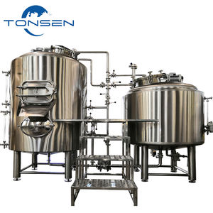 500l beer bar brewery equipment turnkey project