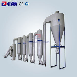 durable hot airflow small pipe wood biomass drying machine spare parts for pellets making line rotar